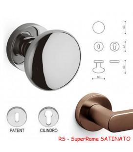 POMOLO EDISON 60 SuperRame SATINATO