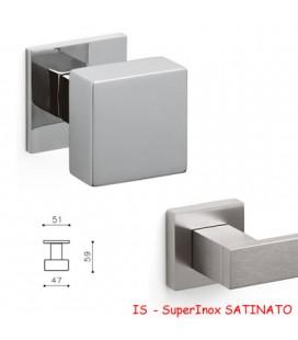 1/2 POMOLO DIANA B SuperInox SATINATO
