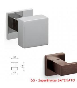 1/2 POMOLO DIANA B SuperBronzo SATINATO