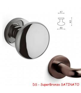 1/2 POMOLO EDISON 60 SuperBronzo SATINATO