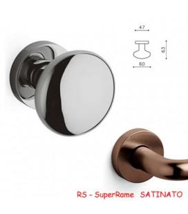1/2 POMOLO EDISON 60 SuperRame SATINATO
