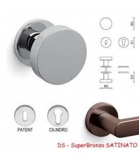 POMOLO LINK B SuperBronzo SATINATO
