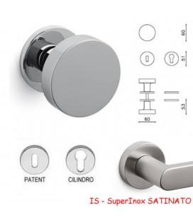POMOLO LINK B SuperInox SATINATO