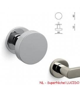 1/2 POMOLO LINK B SuperNichel LUCIDO