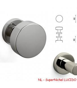 1/2 POMOLO OSCAR SuperNichel LUCIDO