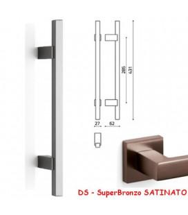 MANIGLIONE BIOS 205 SuperBronzo SATINATO