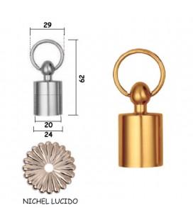 FINALE CORDONE 853/20 NICHELATO