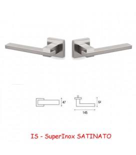 1/2 MANIGLIA MINERVA SuperInox SATINATO