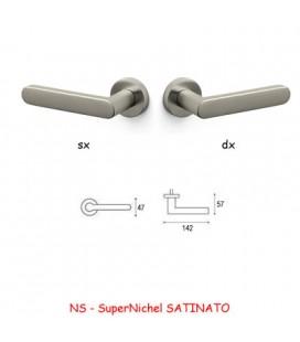 1/2 MANIGLIA LINK SuperNichel SATINATO