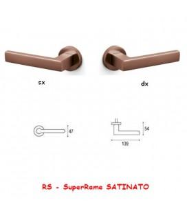 1/2 MANIGLIA PLANET SuperRame SATINATO