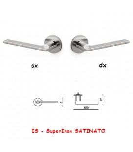 1/2 MANIGLIA OPEN SuperInox SATINATO