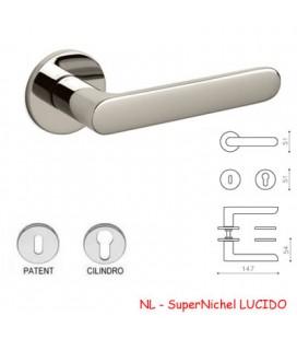 MANIGLIA ICONA SuperNichel LUCIDO