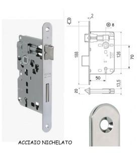 SERR. PAT70 E50 BT ACCIAIO NICHELATO