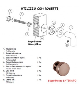KIT SINGOLO FR02 SuperRame SATINATO