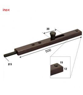 PALETTO VERTICALE INOX mm500