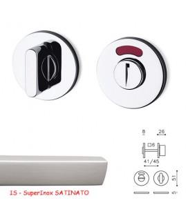 CHIAVISTELLO LINK TB L/O SuperInox SATINATO
