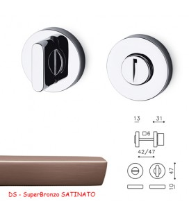 CHIAVISTELLO SPACE T SuperBronzo SATINATO