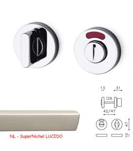 CHIAVISTELLO LINK T L/O SuperNichel LUCIDO