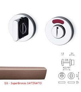 CHIAVISTELLO LINK T L/O SuperBronzo SATINATO