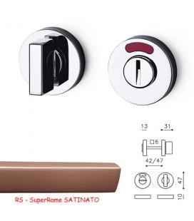 CHIAVISTELLO SPACE T L/O SuperRame SATINATO