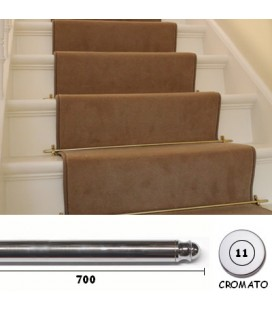 LADDER GUIDE RODS 11x700 CHROME