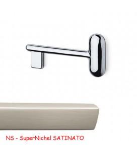 CHIAVE POLO SuperNichel SATINATO