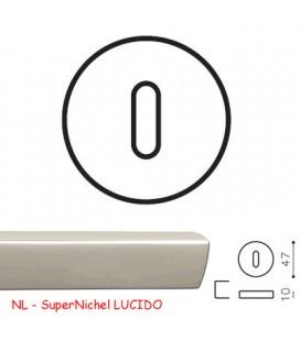 BOCCHETTA V PATENT SuperNichel LUCIDO