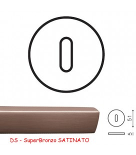 BOCCHETTA B PATENT SuperBronzo SATINATO