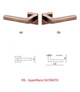 1/2 MANIGLIA ABC SuperRame SATINATO