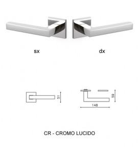 1/2 MANIGLIA ABC CROMO LUCIDO