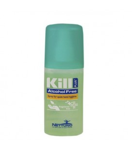 LIQUIDO IGIENIZZANTE MANI SPRAY KILL PLUS