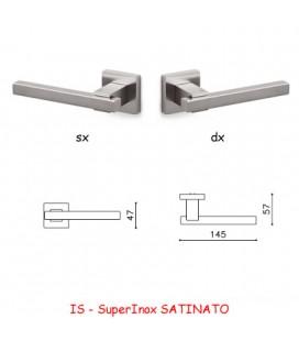 1/2 MANIGLIA BIOS SuperInox SATINATO