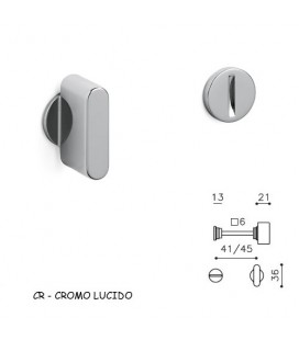 CHIAVISTELLO LINK S CROMO LUCIDO