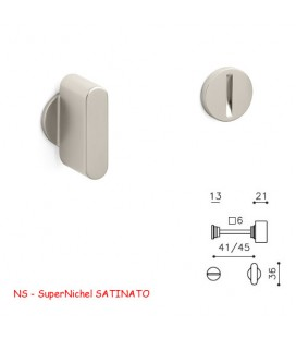CHIAVISTELLO LINK S SuperNichel SATINATO