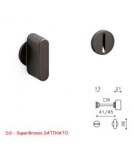 CHIAVISTELLO LINK S SuperAntracite SATINATO