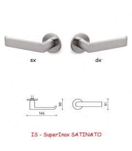 1/2 MANIGLIA BETA SuperInox SATINATO