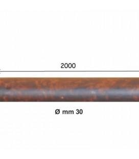 TUBO 30X3000 FERRO VECCHIO