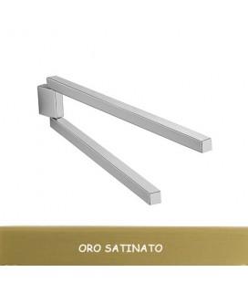 PORTA SALVIETTE A1920 ORO SATINATO
