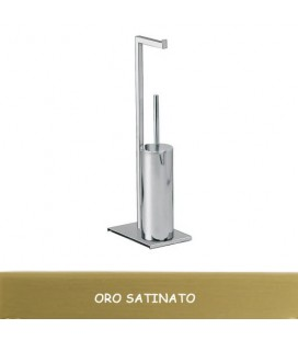 PIANTANA ROTOLO+SCOPINO ORO SATINATO