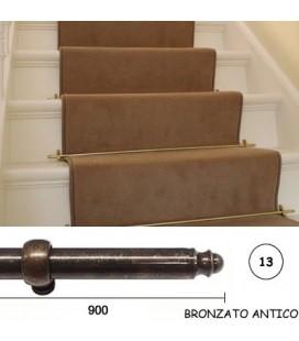 BACCHETTE GUIDA SCALE 13x1100 BRONZO