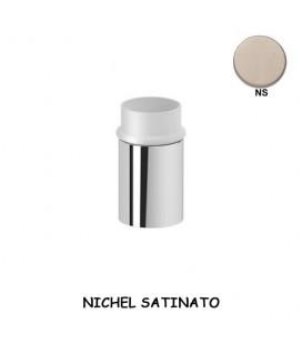 BICCHIERE NICHEL SATINATO