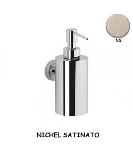 PORTA SAPONE LIQUIDO NICHEL SATINATO