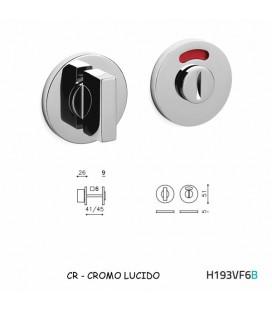 CHIAVISTELLO SPACE TB L/O CROMO LUCIDO