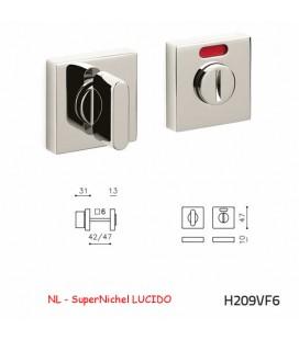 CHIAVISTELLO LINK Q L/O SuperNichel LUCIDO