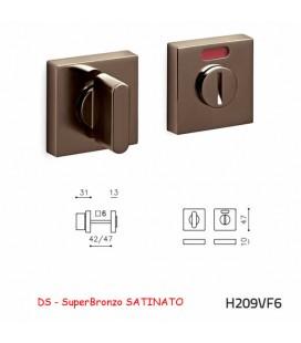 CHIAVISTELLO LINK Q L/O SuperBronzo SATINATO