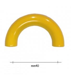 MANIGLIA 863/C GIALLO