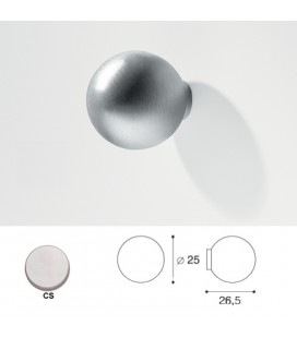 POMOLUS 885/B/25 SATIN CHROME