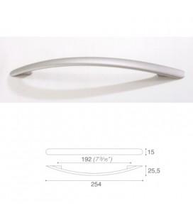 HANDLE 890/B/192 NICKELSATIN