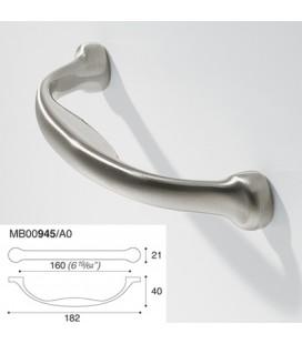 MANIGLIA 945/160 CROMO
