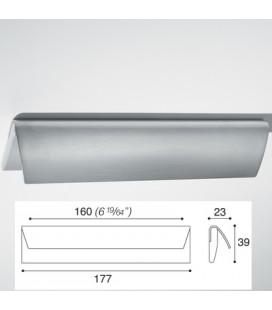 MANIGLIA 9084/160 INOX ARG7